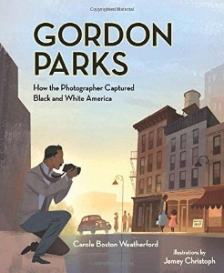 gordon parks african-american black history month kids new 2015 chapter picture books a book long enough