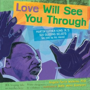 love will see you through african-american black history month kids new 2015 chapter picture books a book long enough