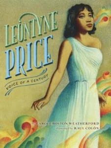 leontyne price voice of a century african-american black history month kids new 2015 chapter picture books a book long enough