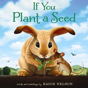 if you plant a seed kids picture books new spring bunnies easter eggs chicks ducklings a book long enough