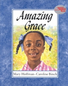 amazing grace women's history month brave girls kids picture book long enough
