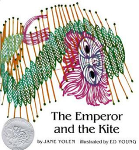emperor and the kite kids fairy tales folklore clever strong girls a book long enough