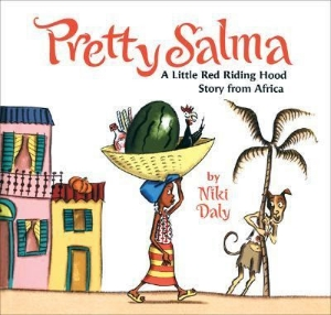 pretty salma a little red riding hood story from africa kids fairy tales folklore clever strong girls a book long enough
