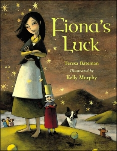 fiona's luckkids fairy tales folklore clever strong girls a book long enough