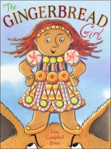 gingerbread girl kids fairy tales folklore clever strong girls a book long enough