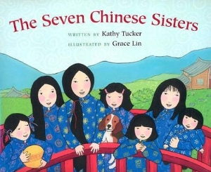 seven chinese sisterskids fairy tales folklore clever strong girls a book long enough