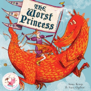 worst princesskids fairy tales folklore clever strong girls a book long enough