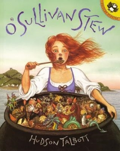 o'sullivan stew kids fairy tales folklore clever strong girls a book long enough