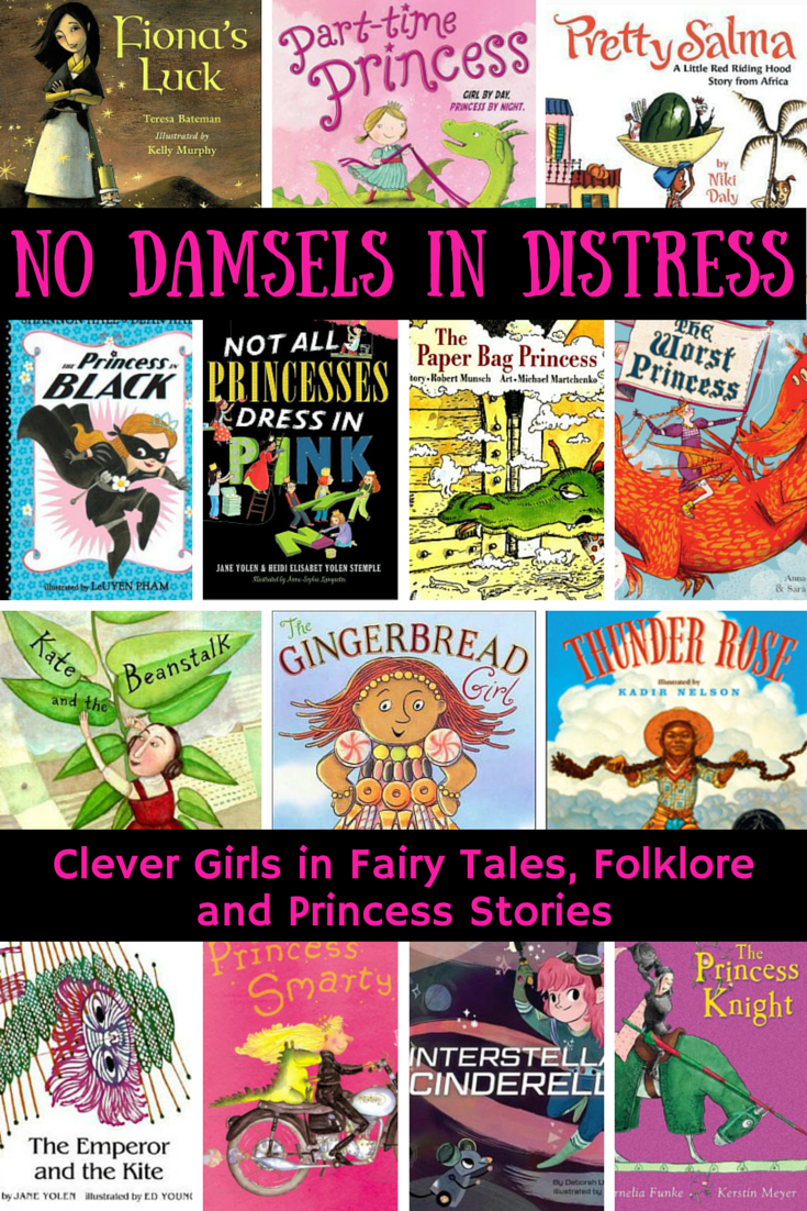 No Damsels in Distress: Clever Girls in Fairy Tales