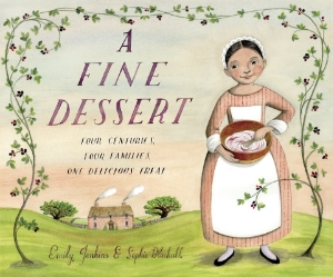 a fine dessert 2015 new kids picture books non-fiction a book long enough