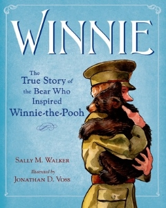 winnie the true story of the bear who inspired winnie the pooh new 2015 kids picture books non-fiction a book long enough