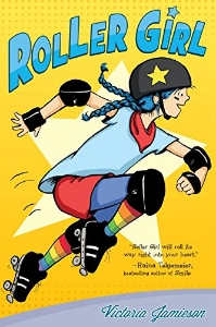 roller girl new 2015 preteen tween chapter books a book long enough