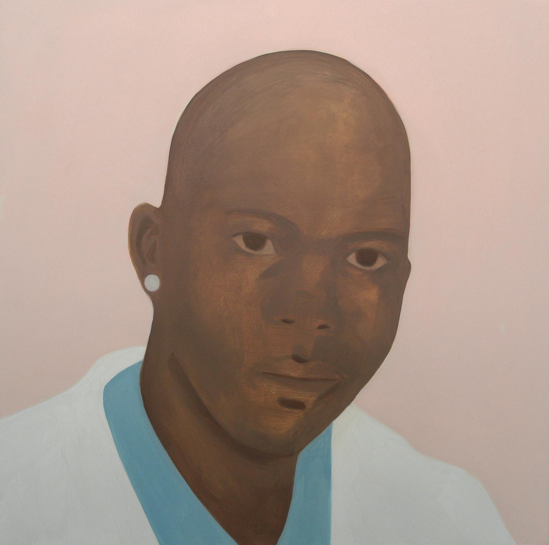 Mido,    Oil on canvas, 50 x 50 cm, 2013