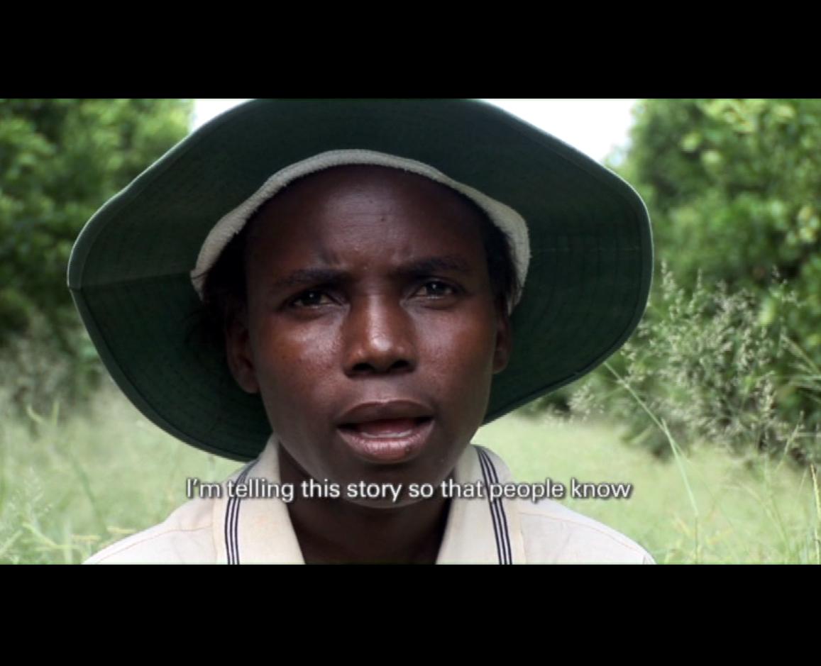 SIKHANGELE MANGENA IN  BORDER FARM  (2011)