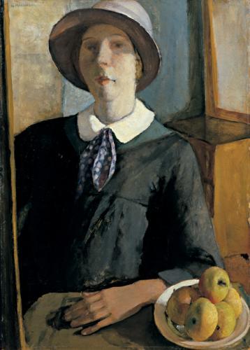 """Nella Marchesini, """"Self Portrait"""""""