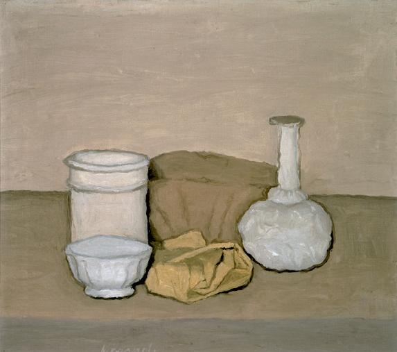 """Giorgio Morandi, """"Still Life"""""""