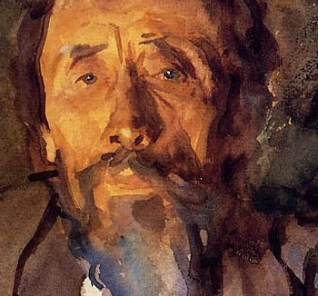 Detail, John Singer Sargent