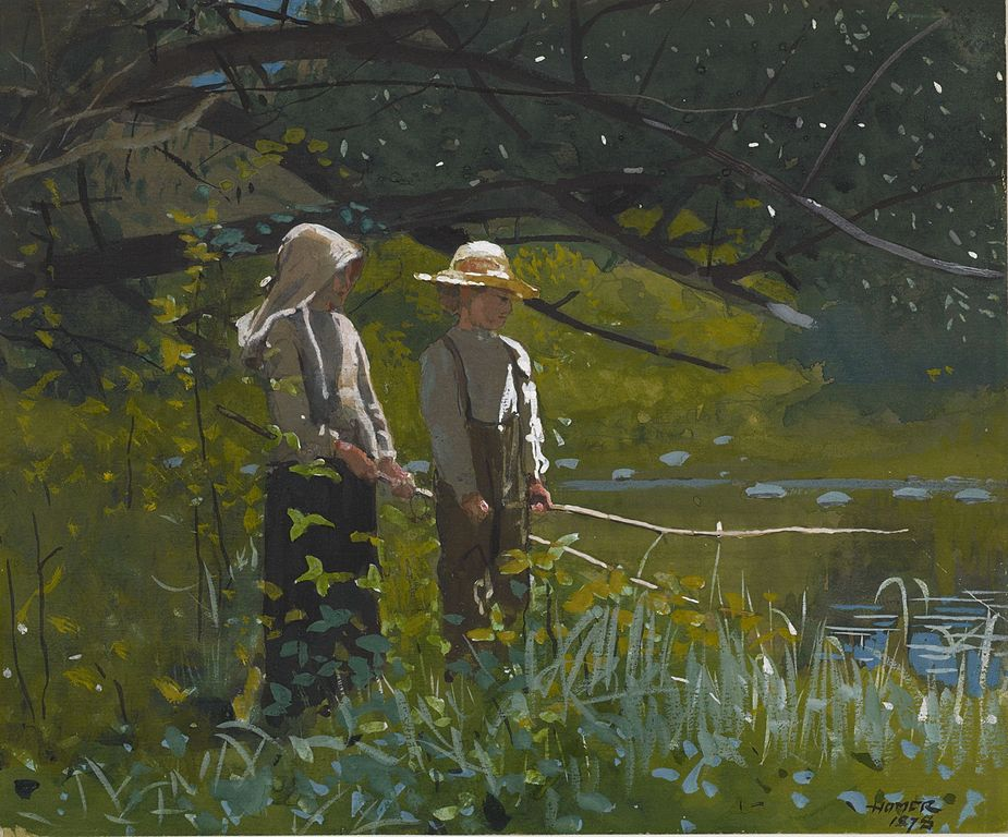 925px-Winslow_Homer_-_Fishing_(1878).jpg