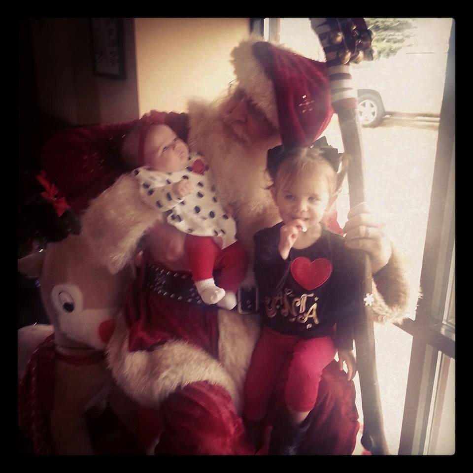 Breakfast with Santa 2014