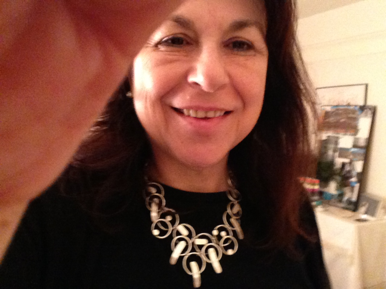 I don't want to get to the end of my life and find that I have just lived the length of it. I want to have lived the width of it as well.Diane Ackerman Photo: Self Portrait, Lynne Azpeitia