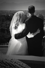 When two people love each other,  they don't look at each other,  they look in the same direction.   Ginger Rogers