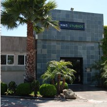 Main entrance to the NMS Building