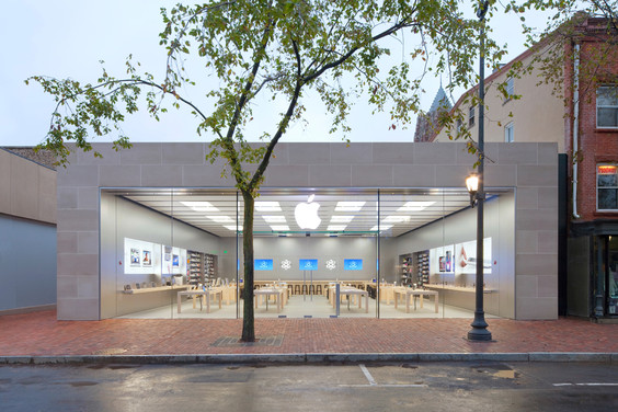 Apple Store, New Haven, Connecticut