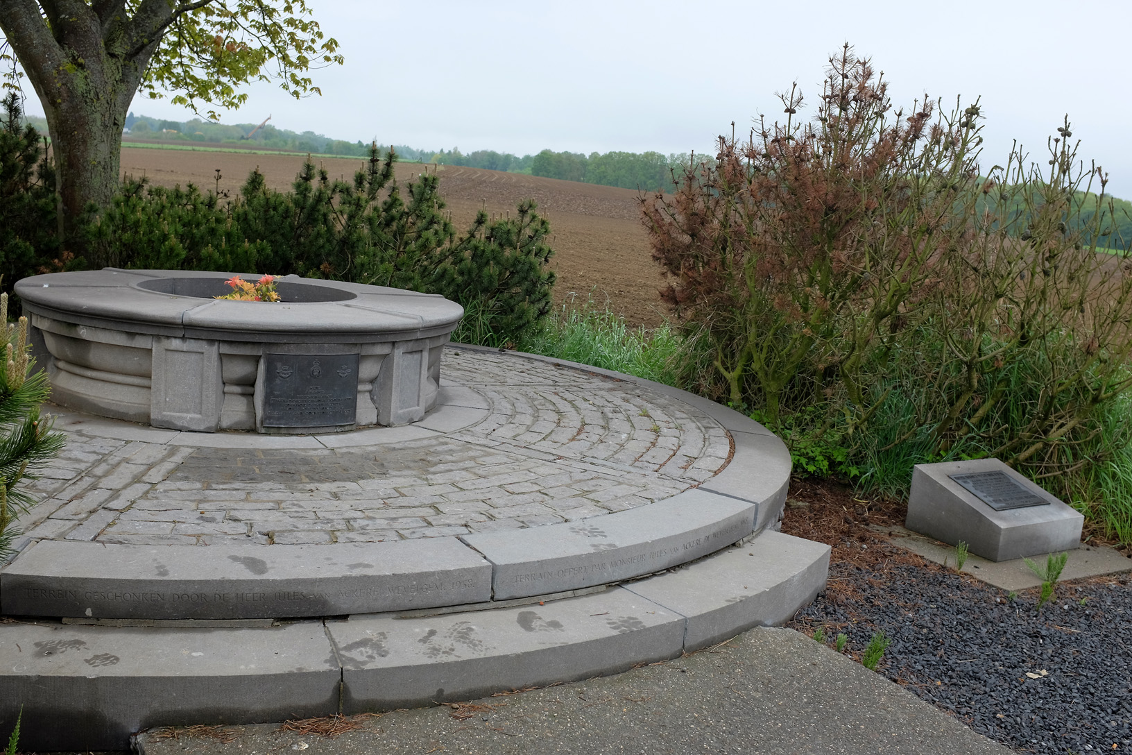 PPCLI monument