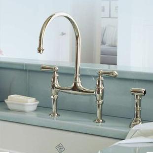 Perrin&Rowe Bridge Faucet + Shaw Sink.png