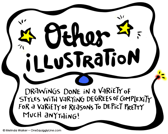 VisualThinking_OtherIllustration_Definition_MelindaWalker_OneSquigglyLine