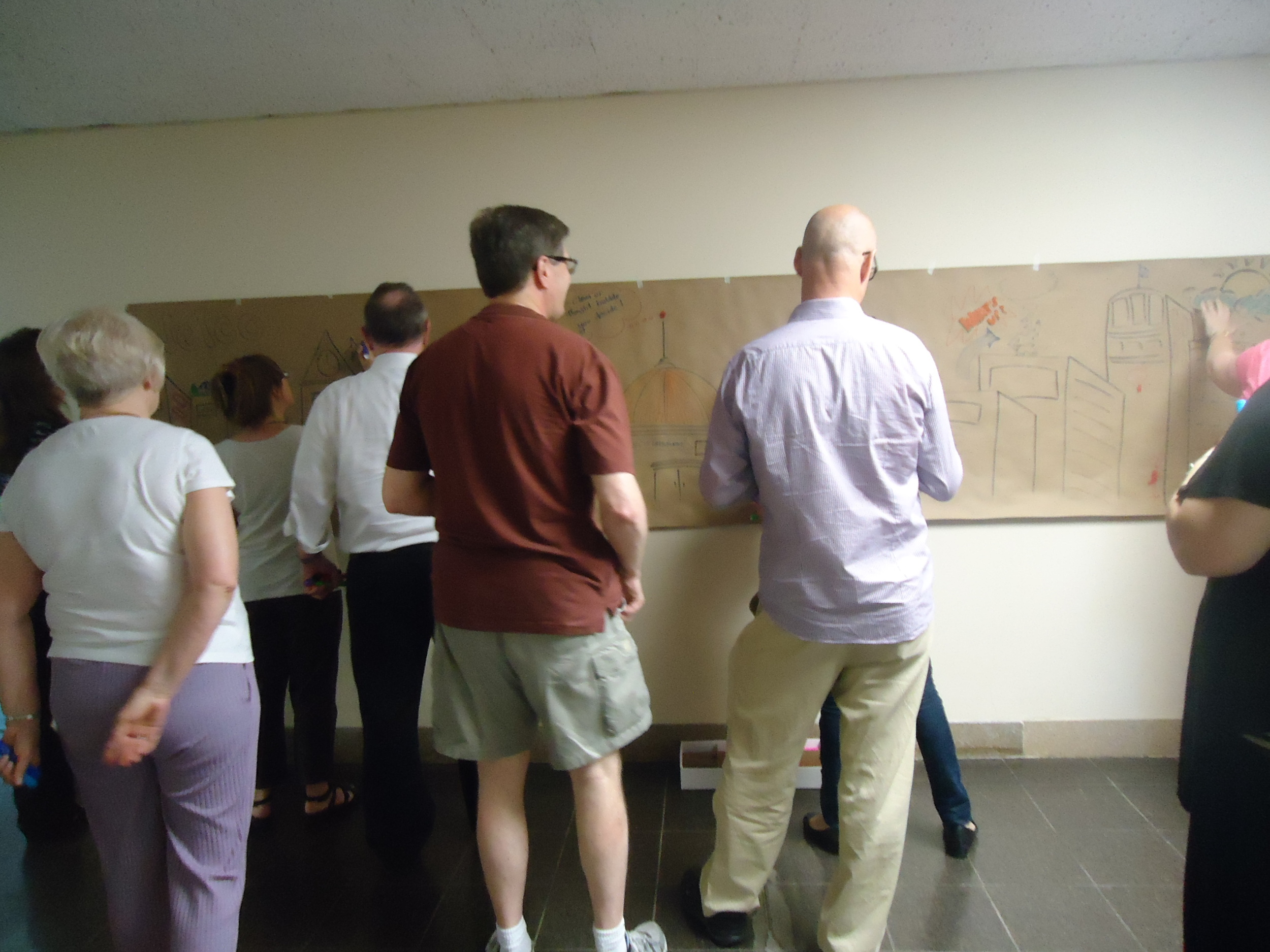 Visual Thinking Workshop: Creativity Expert Exchange