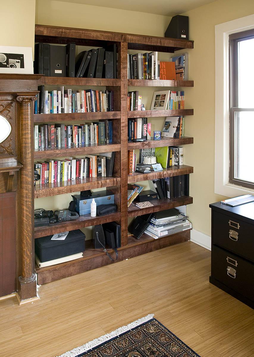 Fishtown Bookshelf by valebruck.com