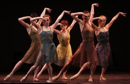 Golden Mask Festival performance at the Bolshoi Theater