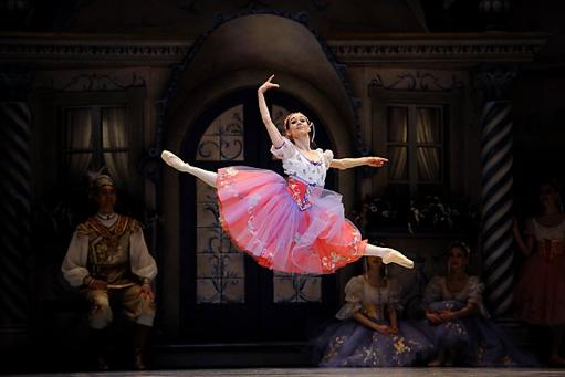 George Balanchine's Coppélia