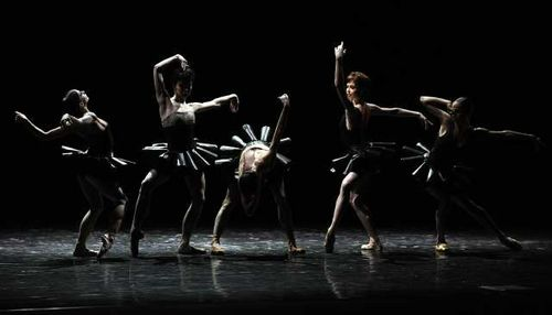 'Reflections' project with OCPAC and The Bolshoi Theatre