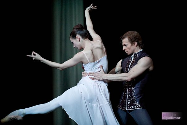 'Ballet Stars Gala' in St Petersburg on December 29th 2009