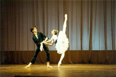 Moscow Ballet Competition and Prix de Lausanne