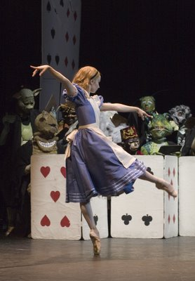 Alice in Wonderland - English National Ballet
