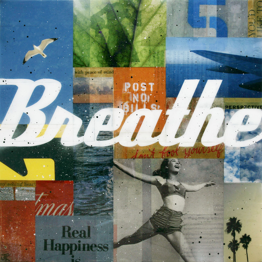 Breathe (Don't fool yourself)