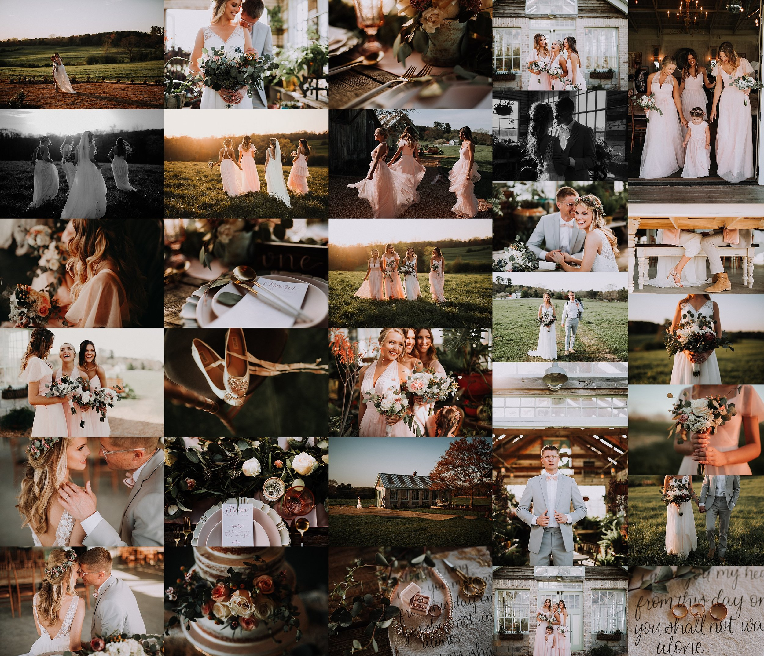 One of the most beautiful wedding's I've ever had the pleasure to be a part of!!