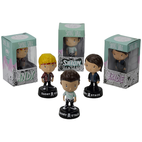 Short Stack Bobbleheads