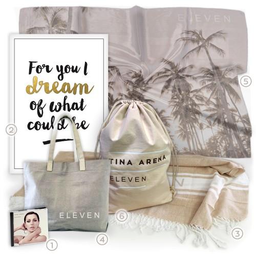 Tina Arena Gift Set