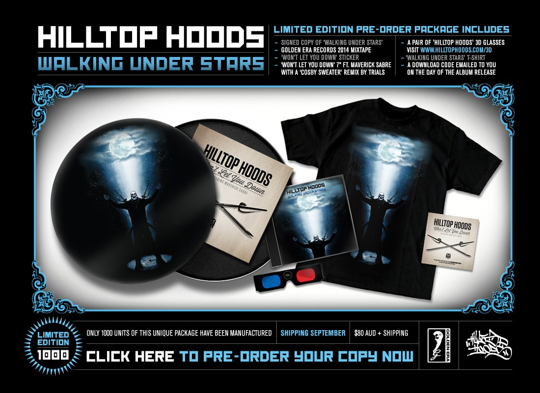 Hilltop Hoods Box Set