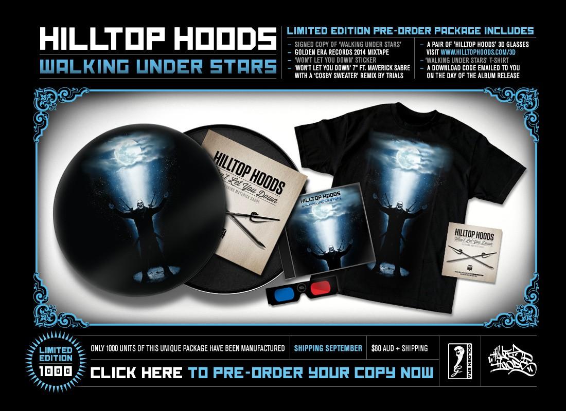 Hilltop Hoods Box Set