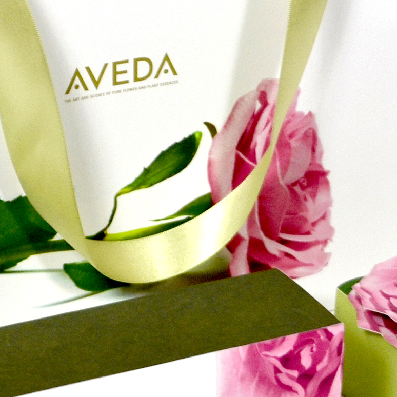 Aveda Gift Packaging