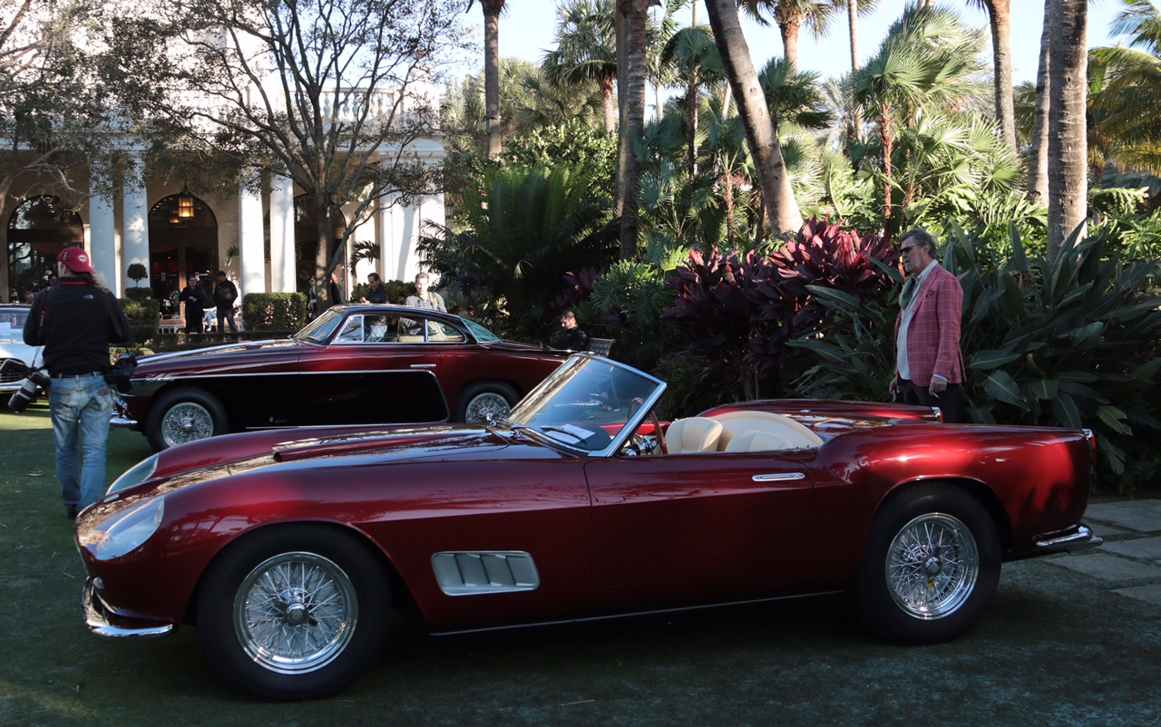 "250GT Ferrari Cal Spyder Prototype - ""COMING SOON"""