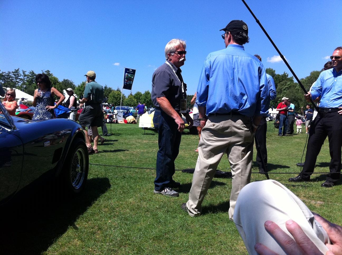 Wayne Carini liked it - Chasing Classic Cars