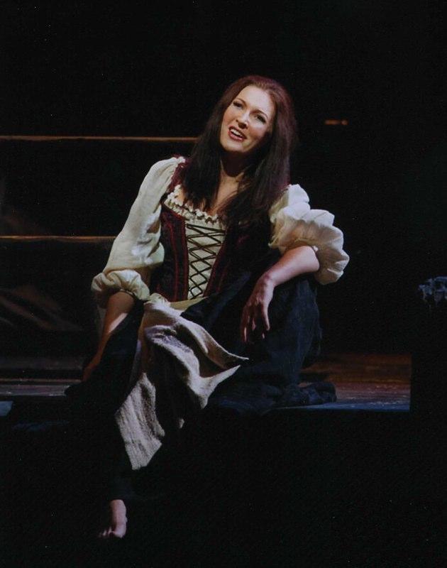 Viktoria Vizin as Maddalena