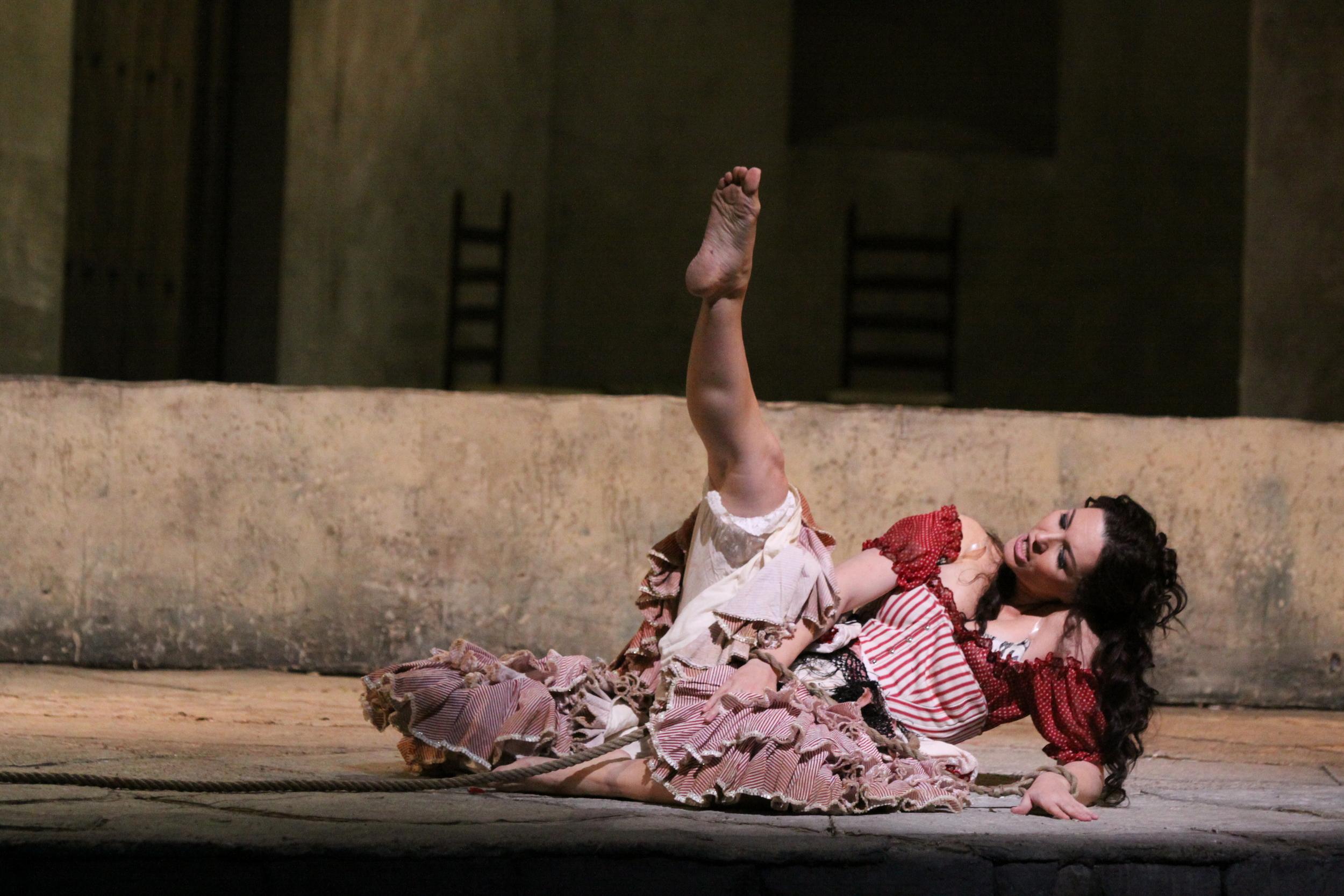Carmen NY Metropolitan Opera