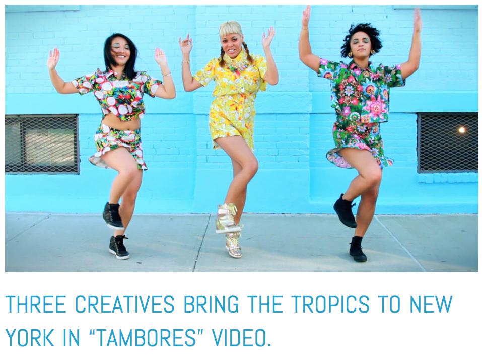 Browntourage, Tambores Video, 2015